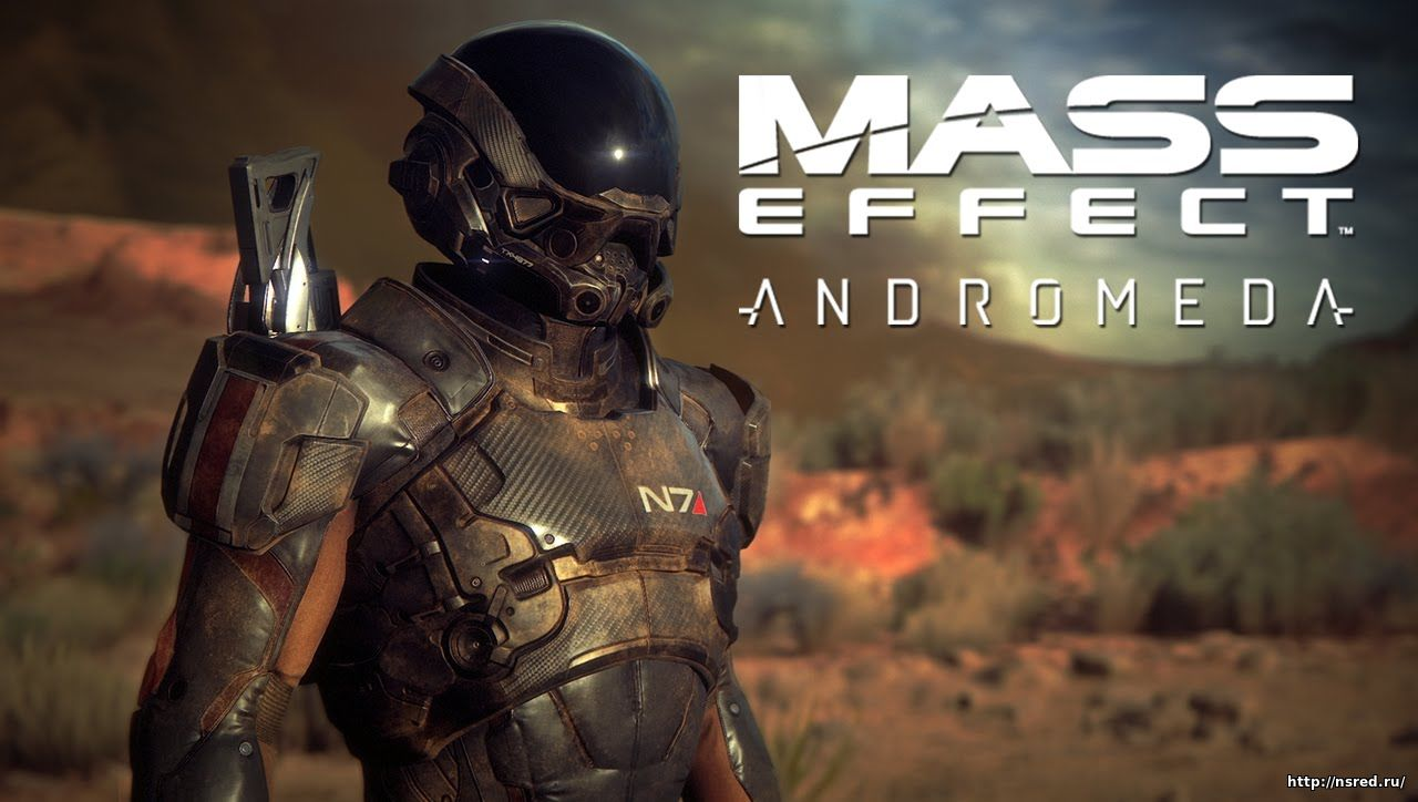 Космос в Mass Effect Andromeda